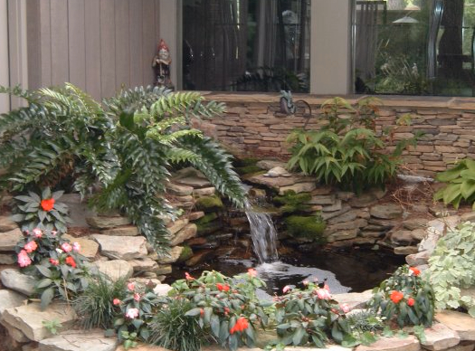 Residential Landscaping Projects Chattanooga TN